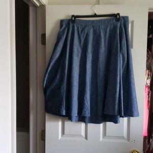 Dresses & Skirts - Lane Bryant size 20 skirt